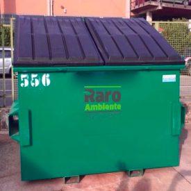 Locazione container di varie metrature