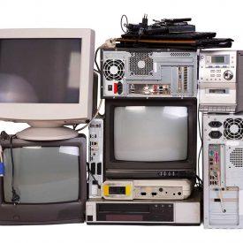 Trasporto e smaltimento rifiuti elettronici pericolosi e non