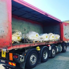 Trasporto rifiuti in ADR